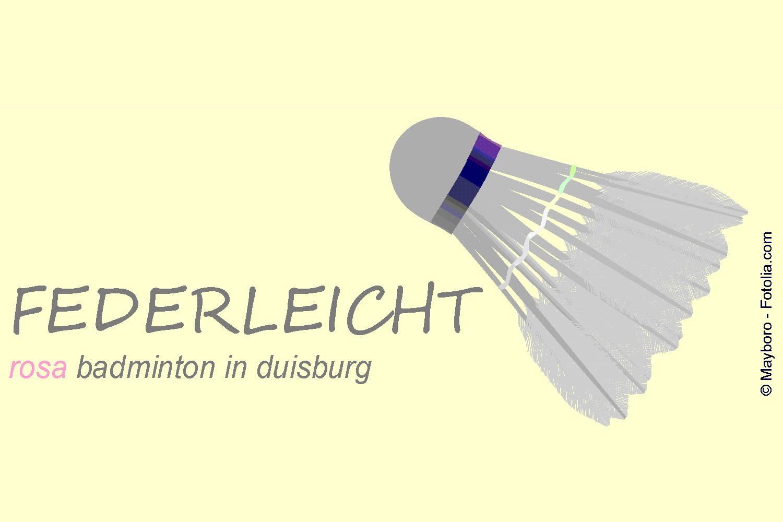 Badminton-Treff von Federleicht-Duisburg