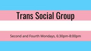 18+ Trans Social Group