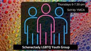 Schenectady LGBTQ Youth Group