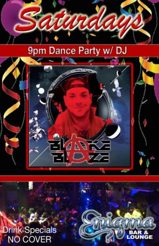 Dance Party w/ DJ Blake Blaze