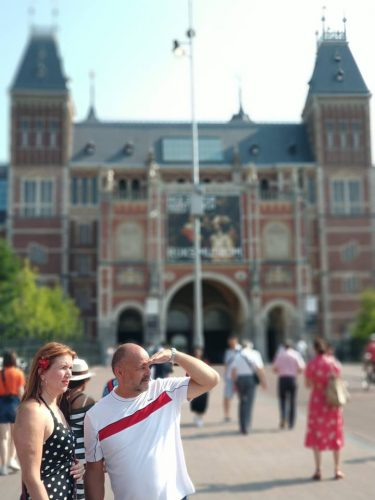 LGBT culture tour in the Rijksmuseum