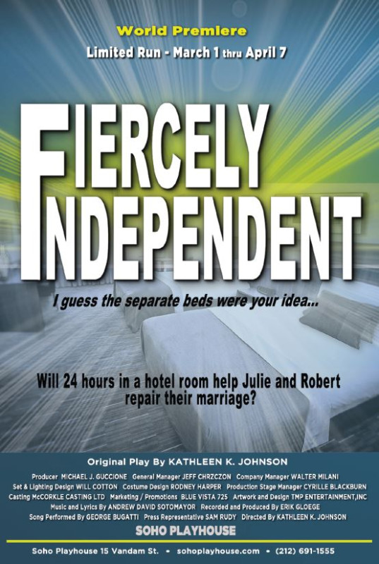 FIERCELY-INDEPENDENT