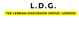 Lesbian Discussion Group