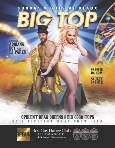 Big Top Sundays