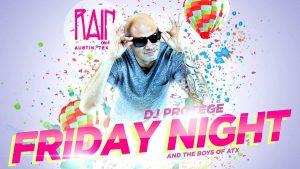 Friday Night with DJ Protégé