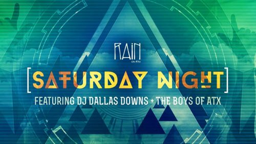 Saturday Night with DJ Dallas Downs
