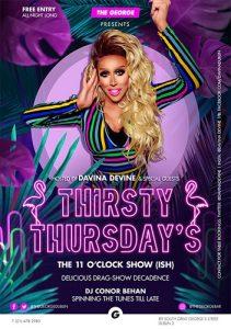 Thursty Thursdays