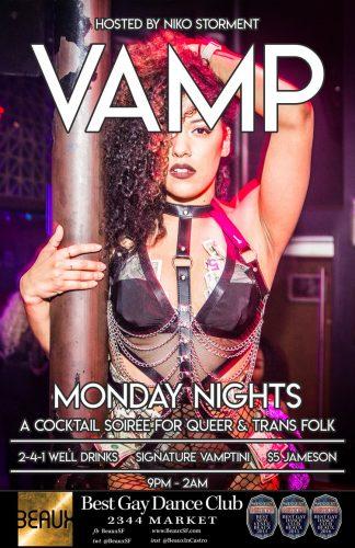 Vamp Mondays