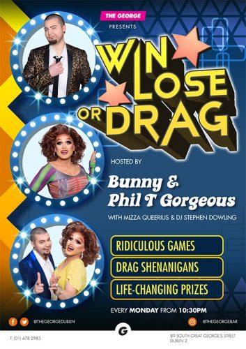 win lose or drag