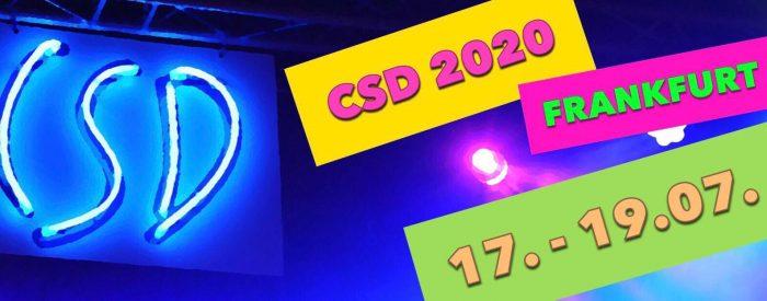 CSD Frankfurt 2020