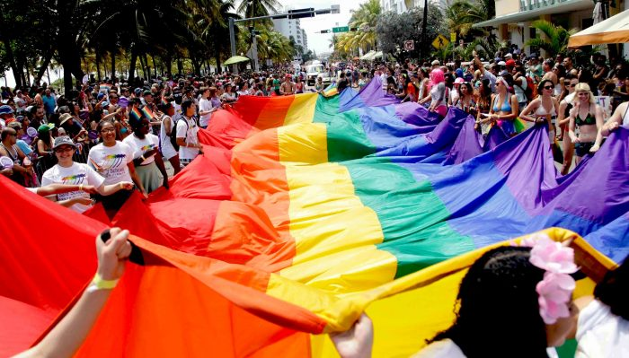 Miami Beach Pride 2020 Parade