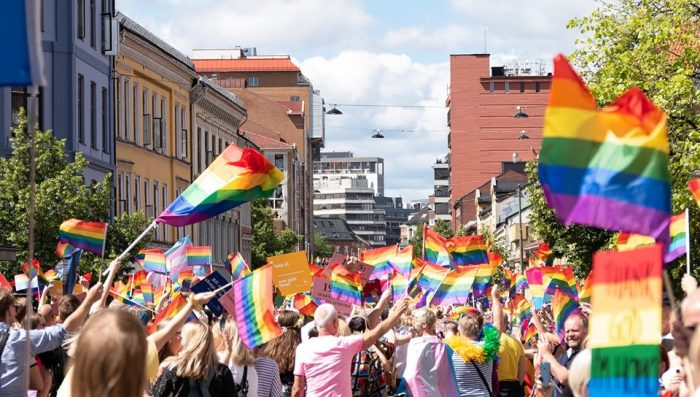 Events Happening In June 2020.Proudout Com Oslo Pride 2020