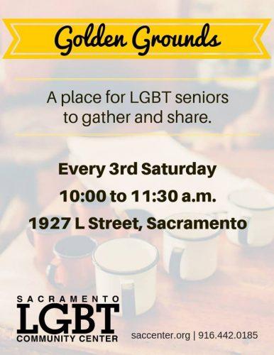 Golden Grounds LGBTQ Meetup