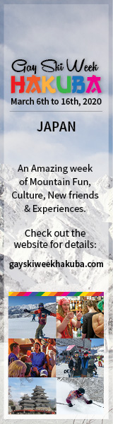 Gay Ski Week Hakuba