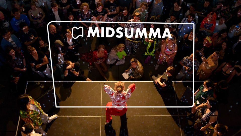 Midsumma Festival - queer arts and cultural festival