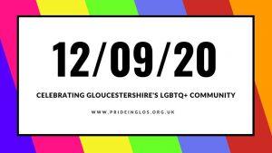 Pride in Gloucestershire 2020