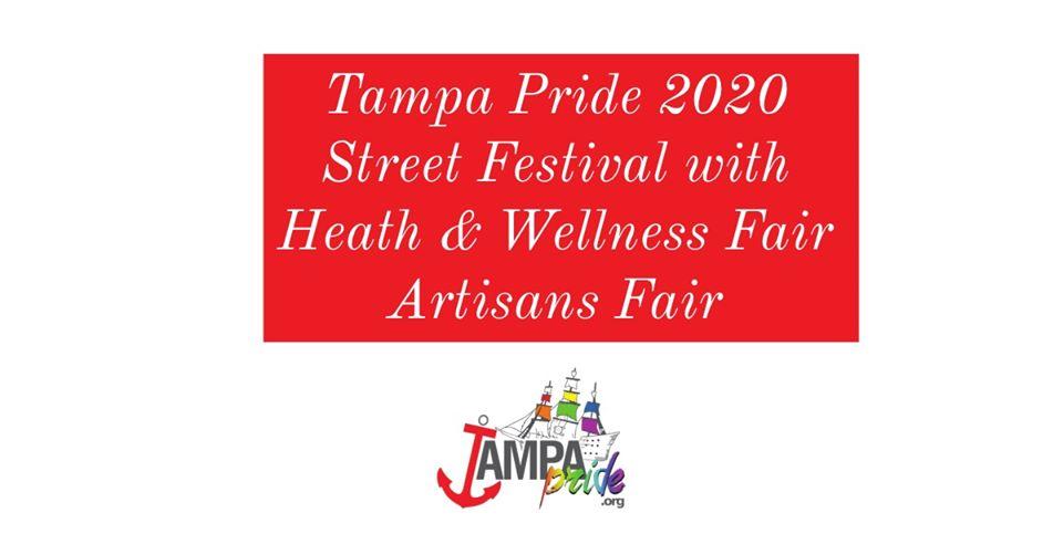 Tampa Pride Street Festival
