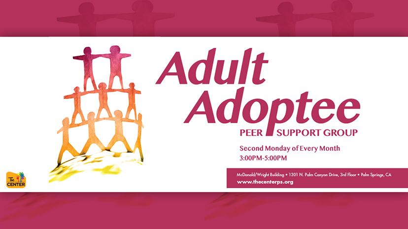 Adult Adoptee Peer Support Group