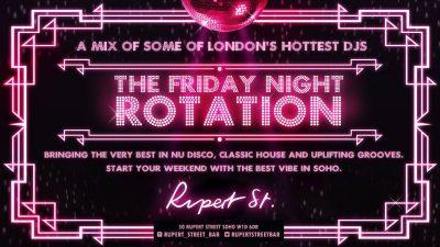 Friday Night Rotation