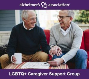 LGBT+ Caregiver Support Group (Online)