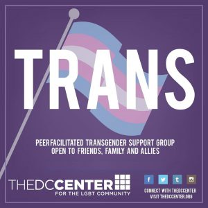 Trans Support Group - Via Zoom