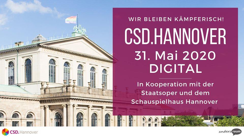 CSD Hannover 2020