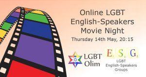 LGBT English-Speakers Online Movie Night