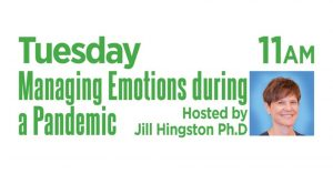 Managing Emotions during a Pandemic