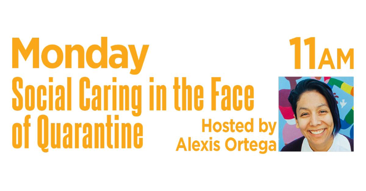 Social Caring in the Face of Quarantine