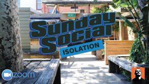 Sunday Social Isolation