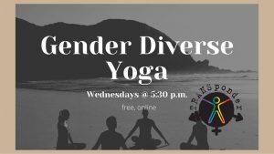 Gender Diverse Yoga