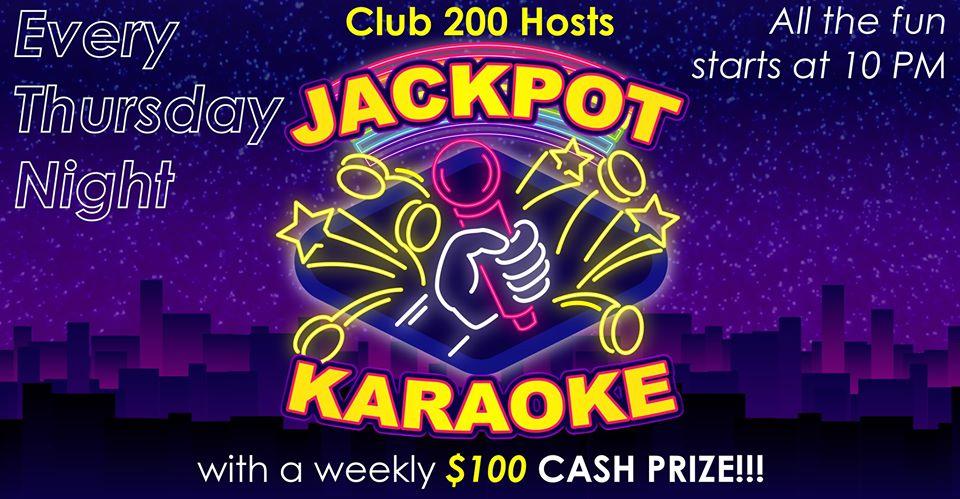 Jackpot Karaoke