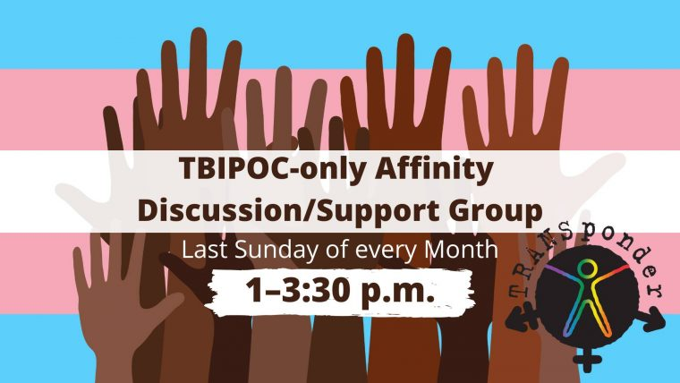 TBIPOC-only Affinity Discussion/Support Group