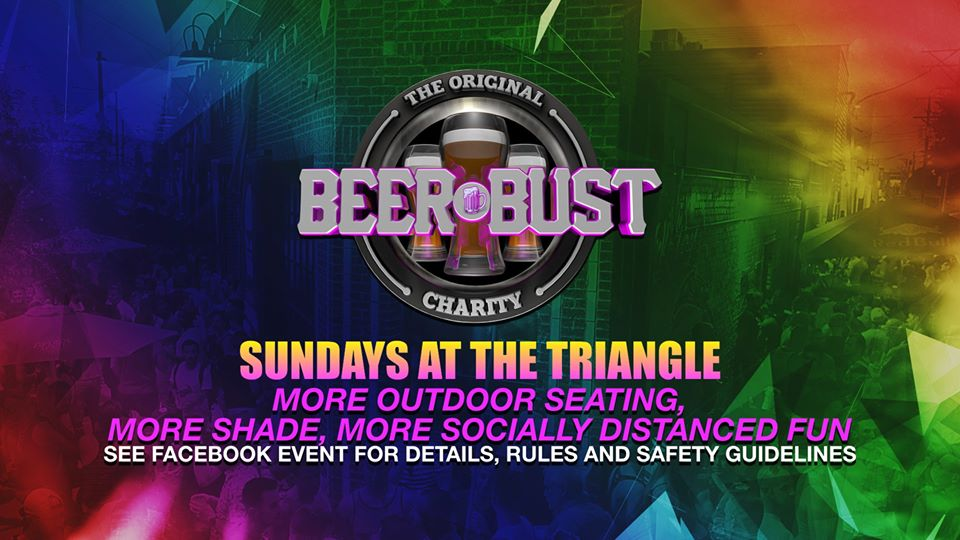 Beer Bust With DJ Buddy Bravo