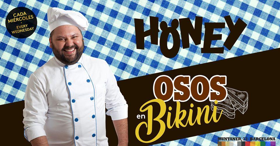 Miércoles en Honey: Osos en Bikini