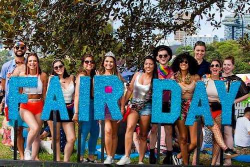 Mardi Gras 2021 - FAIR DAY