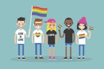 Lgbtqia+ Voices Youth Group