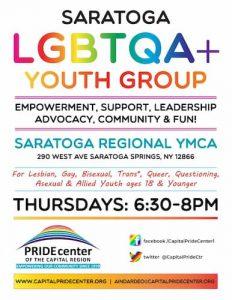 Saratoga Youth Group